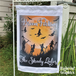 Custom Shady Ladies Flag